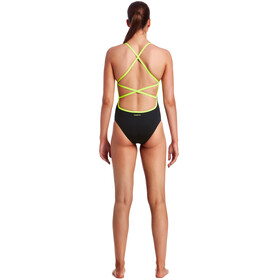 Funkita Strapped In One Piece Swimsuit Ladies Funkita Tag